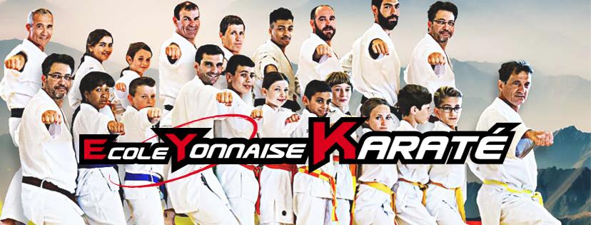 Contact Ecole Yonnaise de Karaté